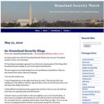 60 Homeland Security Blogs