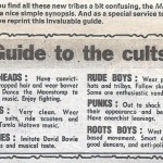 Guide to the cults